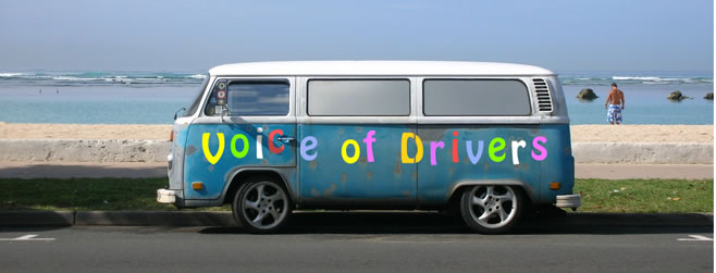voice of drivers