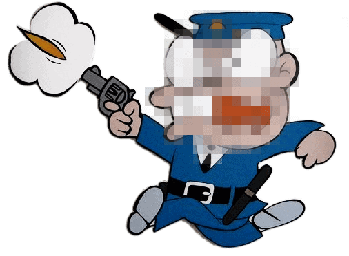 逮捕するぞ